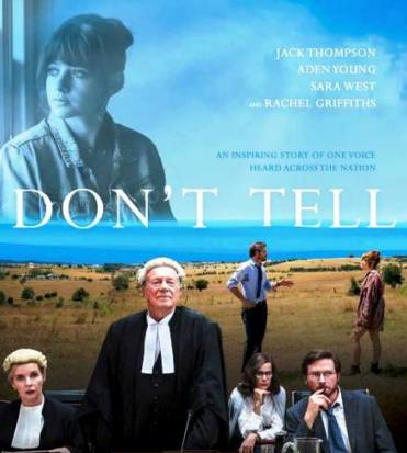 AED FILM NIGHT - DON'T TELL
