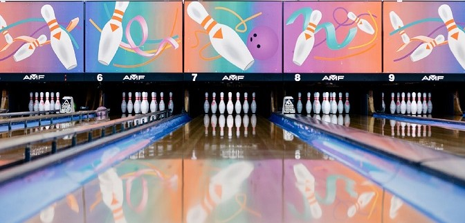 AMF Bowling Fundraiser